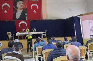 Sürücülere yönelik eğitim semineri düzenlendi