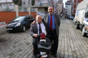 Bedir'den Dayıoğlu Rehabilitasyon Merkezine ziyare