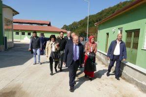 Türkiye'nin en büyük hayvan bakım merkezi hizmete
