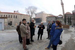 Meydan Parkı 2.etap turizm sezonuna yetişecek