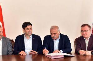 Büyükşehir Bem-Bir-Sen ile sosyal denge anlaşması