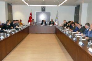TİSKİ Genel Müdürlüğünün çalışmaları masaya yatırı