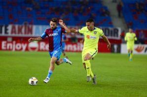 Trabzonspor genç takımla Getafe'ye  1-0 mağlup
