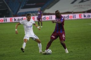 Trabzonspor Kasımpaşa'ya da yenildi