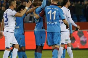 Trabzonspor 5-0 Erzurumspor