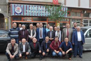 Takademi'den Bursa'daki Trabzon STK'larına ziyaret