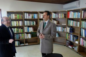 Bitki Kütüphanesi ve Kök Müzesi açılışa hazır