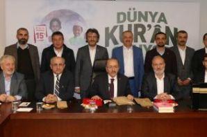 Trabzon Afrika'ya Kur'an-ı Kerim götürüyor