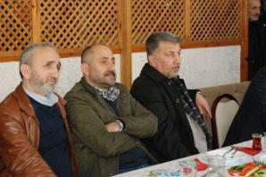 Trabzonlu STK Başkanları kahvaltıda buluştu