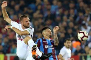 Trabzonspor yine fırsat tepti
