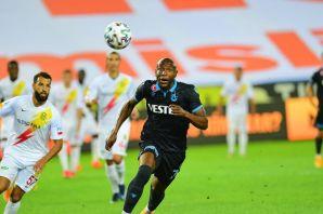 Trabzonspor sezonun siftahını Malatyaspor ile yaptı