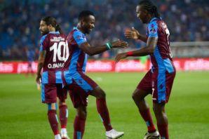 Trabzonspor Sivasspor'la siftah yaptı