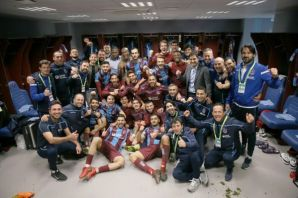 Trabzonspor Rizespor'a şov yaptı
