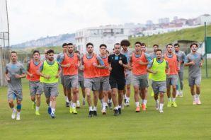 Trabzonspor Cemil Usta sezonu hazırlıklarına başla