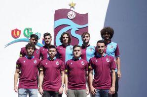 Trabzonspor'a 9 genç futbolcu daha