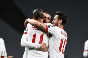 Türkiye 4-2 Hollanda