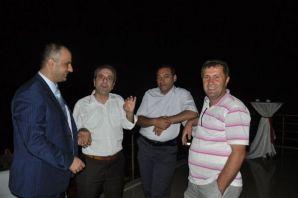 Vali Kızılcık Trabzon'a veda etti