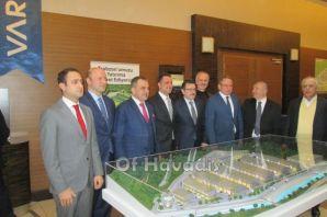 Varlıbaş'tan Yomra'ya Sanayi Sitesi