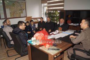 Zehra Hatun Kurs Talebelerinden Afrin Şehitlerine