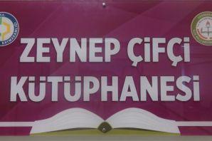 Zeynep'in adı okulunda yaşayacak