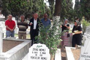 Trabzonspor'un ve TGC'nin Kurucu Başkanı Nemli anı