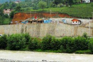 Dumlusu Köyü Dinlenme Tesisleri Hizmete Açıldı