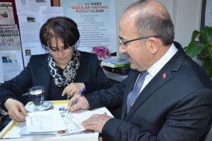 Trabzon Emekliler Derneği'nden