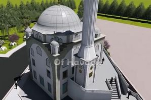 Camisiz kalan İrfanlı'ya 3 yeni Cami