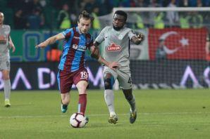 Trabzonspor, sezonu Rize galibiyeti ile kapattı