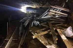 Büyükşehir Belediyesi Çal Mağarası'nı yeniliyor
