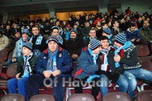 Özel Eğitim Öğrencilerinin Trabzonspor keyfi