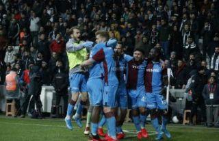 Sörloth attı Uğurcan tuttu Trabzonspor 1 puanı...