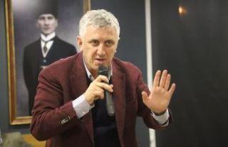 Başkan Sarıalioğlu bir aylık maaşını bağışladı