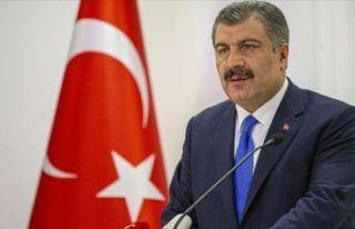 Türkiye'de koronovirüsten ölenlerin sayısı...