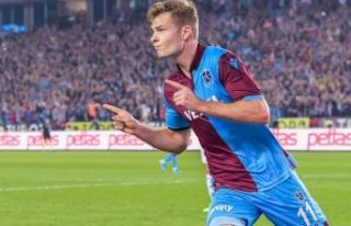 Sörloth: Trabzonspor'da yenilmez hissediyorum