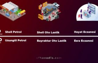9-10 Mayıs Nöbetçi petrol, lastikçi ve eczaneler...