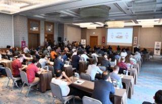 Trabzon ulaşım master planı bilgilendirme toplantısı...