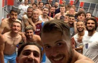 Trabzonspor Göztepe'yi de yendi liderliğini sürdürdü