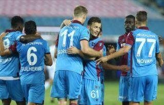 Trabzonspor'dan son 9 sezonun en iyi derecesi