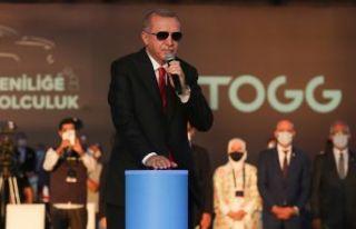 Türkiye'nin Otomobili dünyanın birçok yerinde...
