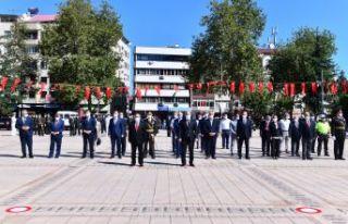 30 Ağustos Zafer Bayramı Trabzon'da kutlandı