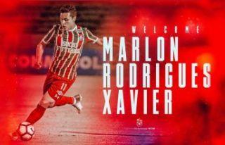 Marlon Rodrigues Xavier Trabzonspor'da
