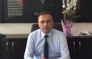 Mustafa Demircioğlu Hayrat İlçe Milli Eğitim Müdürü...