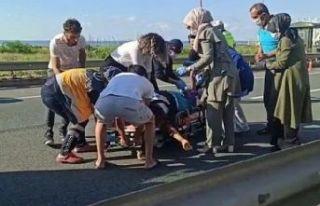 Of'ta aracın çarptığı 4 çocuk annesi kadın...