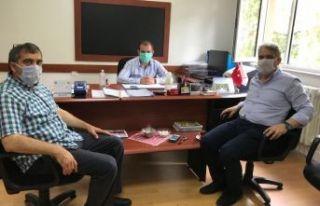 İlçe Tarım ve Orman'ın yeni Müdürü Sedat...