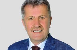 AK Parti Of İlçe Başkanlığına Ahmet Çapoğlu...