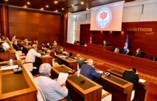 Büyükşehir Meclisi Ekim ayı ilk toplantısını...