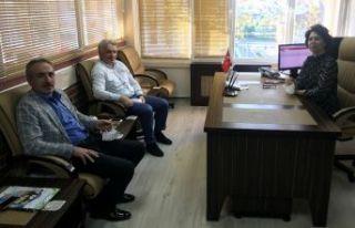 Of Vergi Dairesi'nin yeni müdürü Öksüz