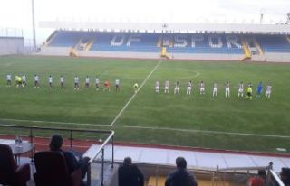 Ofspor Yomraspor'a yenildi kupaya veda etti