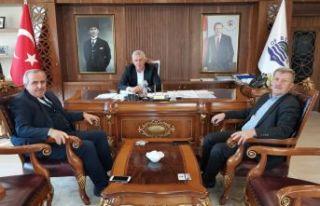 Of'ta yeni başkan yardımcısı Öztürk
